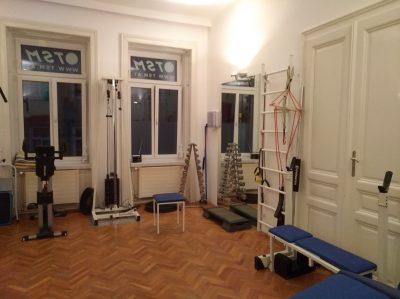 Trainingsraum rechts