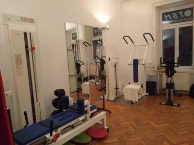 Trainingsraum links